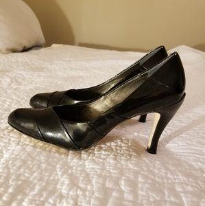 Circa Joan David Patent Leather Heels